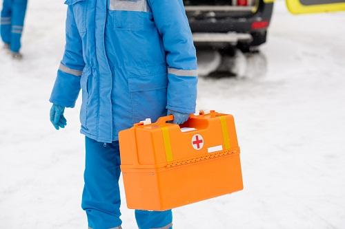 Le contenu du matériel de premier secours